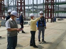 대구시 건설본부, 여름철 장마·폭염 대비 현장 일제점검